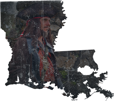 Guided Pirate Tours in New Orleans